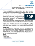 011916 Tata Motors Press Release
