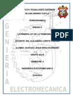 TERMODINAMICA U3