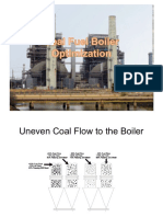 Coal Boiler Optimization