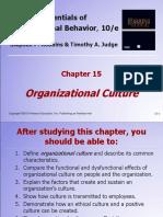 Kelompok 11 Kultur Organisasi