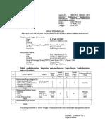 Format Surat Pernyataan Melakukan Kegiatan PKB. Peraturan Bersama Mendiknas & BKN No. 14 Tahun 2010.doc