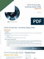 CATIA V5 Associate_Sample Exam-ASM.pdf