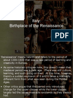 171 Italy Birthplace of the Renaissance 1203656144651104 5