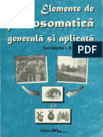 Elemente de Psihosomatica Generala Si Aplicata I