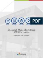 User Guide Aplikasi Spbu