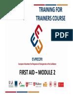 1 First Aid Module 2
