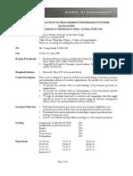 UT Dallas Syllabus for ba3351.004.10f taught by Xianjun Geng (xxg091000)