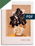 Georges Braque. Óleos, Gouaches, Relieves, Dibujos y Grabados