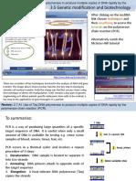3.5 Genetic Modification & Biotech