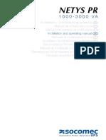 NETYS Operating Manual.pdf
