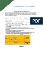 Panduan Cara Pembuatan SOP Dalam Akreditasi Puskesmas