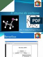 3 El Átomo de Carbono