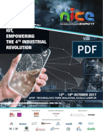 IoT @ NICE 2017 Conference Exhibition Brochure R11
