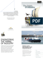 Engineered Fabrics Overview Brochure  EN1426 / 2015 Bitumen