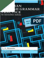 LONGMAN English Grammar Practice Inter