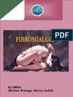 Fibromialgia. Montes Arteaga Nancy