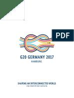 g20 Broschuere