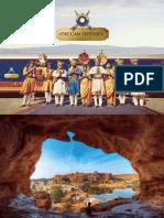 Brochure of Deccan Odyssey Luxury Train in India - Worldwide Rail Journeys