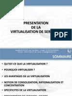 Solution de Virtualisation