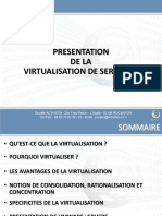 Solution de Virtualisation