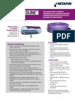 FL Bioline Dripline