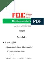 Direito Económico