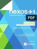 Agenda Nexos +1