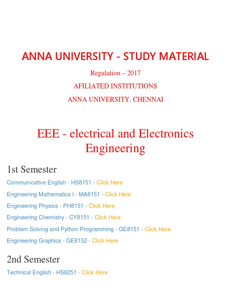 regulation 2017 anna university important question and answers rh scribd com chemistry 2nd semester study guide answers chemistry second semester exam study guide