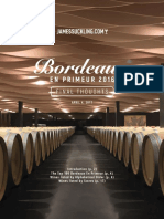 Bordeaux Lists Final Thoughts