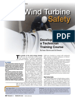 ASSE Wind Turbine Safety 12