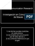 Mass Comunication