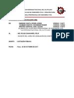 Capítulo II Licitacion Publica