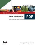 BS IEC 60076-15-2015