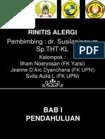 Tht Referat Rinitis