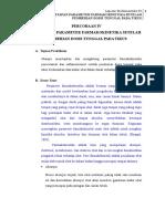 BAB IV Penetapan Parameter Farmakokinetika