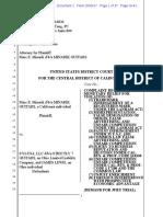 Minarik v. S7G-USA - Complaint