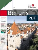 Stadt Regensburg - Bei uns 4/2017