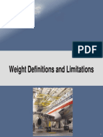 a2Weight Definitions and Limitations