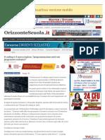 """Il coding è il nuovo inglese, """"Programmazione entri nei programmi scolastici"""" - Orizzontescuola.it, 10 ottobre 2017"""