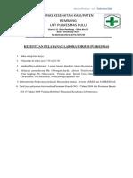 8.1.1.c.ketentuan Pelayanan Laboratorium