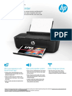 HP AMP 120 Printer