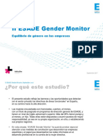 ESADE Gender Monitor 2017
