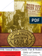 2010 Blanco County Fair & Rodeo Guide