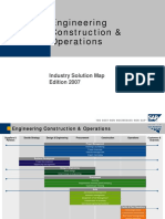 Engineering Construction and Operations Solution Map