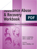 Substance Abuse Workbook