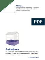 Asuc Basement Guidelines[1]