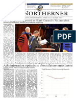 The Northerner | Volume 59 | Issue 1