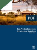 Best Practices in Ecotourism Development