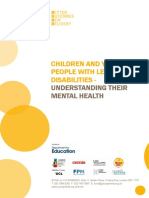 Children Young People With Learning Disabilities
