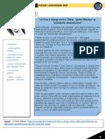 Activité Louis Ferdinand Céline (B2)